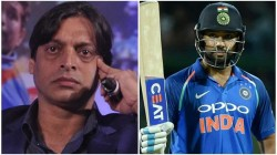 Fan Asked Shoaib Akhtar To Narrate Rohit Sharma In One Word His Replay Goes Viral