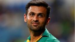 Former Pakistan Cricketer Shoaib Malik Survives Car Crash In Lahore