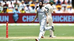 India Australia Fourth And Final Test At Gabba Day Four Score And Details
