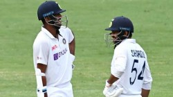 India Australia Fourth And Final Test At Gabba Day Three Score And Details