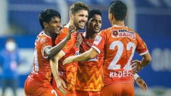 Isl 2020 21 Fc Goa Thrashes Odisha Fc In Match 97 At Fatorda Stadium
