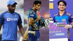 Suryakumar And Ishan In Team Sanju Out As India Announce T20 Team Against England