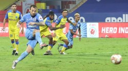 Isl 2020 21 Kerala Blasters Mumbai City Fc Match 81 Score And Details