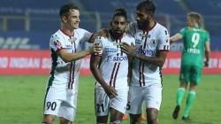 Isl 2020 21 Atk Mohan Bagan Bengaluru Fc Match 88 Score And Details