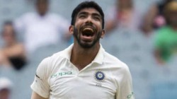 Star Pacer Jasprit Bumrh Got His First Test Wicket At Home For India