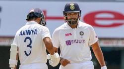 Ind Vs Eng Test Ajinkya Rahane Says India Has Batted Well