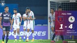 Isl 2020 21 Atk Mohun Bagan Beats Odisha Fc By 4