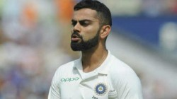 Indian Captain Kohli May Be Banned For One Test For Argument With Umpire After Drs Decision