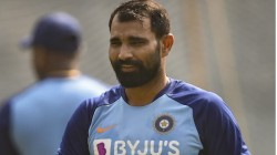Ind Vs Eng Test Indian Pacer Mohammed Shami Restarted Training Set To Play Third Test