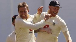England Captain Joe Root Creates History His Five Wicket Haul Was Cheapest By A Spinner In Tests