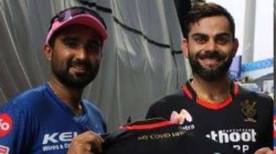 Cannot Wait To Share Dressing Room With Kohli Rahul Tewatia Opens Up About Maiden India Call Up