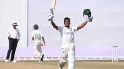 Ban Vs Wi Test Mehidy Hasan Miraz Hit Century Bangladesh Scored 430 Runs In First Innings