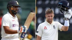 Who Will Be Top Scorer India England Test Series Joe Root And Rohit Aims Top Spot