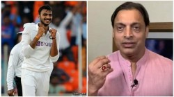 Ind Vs Eng Shoaib Akhtar Praises Axar Patel Said He Might Become Fastest Bowler To Get 100 Wicket