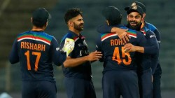 India Beats England By Seven Runs In Thriller To Clinch Three Match Odi Series