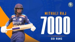 Mithali Raj Becomes First Women Cricketer To Score 7000 Odi Runs
