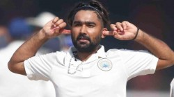 Ind Vs Eng Test Indian New Face Rahul Tewatia Fails Bcci S Fitness Test