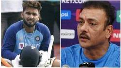 Ind Vs Eng Test Ravi Shastri Opens Up What Rishabh Has Done For India In Last Two Months