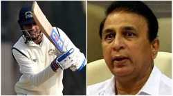 Ind Vs Eng Test Sunil Gavaskar Opens Up High Expectation Create Pressure On Shubman Gill