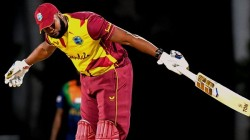 Wi Vs Sl T20 Kieron Pollard The Third Batsman Who Hits Six Sixes In An Over