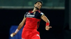Ipl 2021 Harshal Patel Creates History Becomes First Bowler To Pick Five Wickets Against Mi