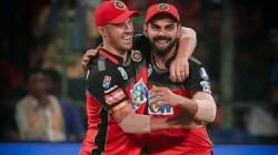 Ipl 2021 Ab De Villiers Reveals His Four Point For Virat Kohli During India England Series