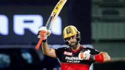 Ipl 2021 Rcb Allrounder Glenn Maxwell Scored His First Fifty After 40 Innings