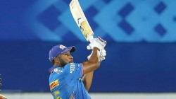 Ipl 2021 Mi Star Kieron Pollard Hits Longest Six Of This Season Completes Double Century In Six