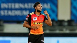Ipl 2021 Knee Injury Sunrisers Hyderabad Pacer T Natarajan Ruled Out Of The Tournament