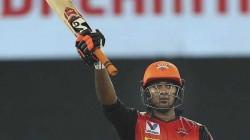 Ipl 2021 Vijay Shankar Shines In Practice Matches Srhcoach Defended Sending Him Ahead Of Samad