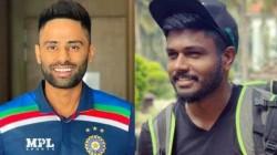 India Vs Srilanka Suryakumar Yadav To Sanju Samson Players Who Can Bat At Number Three