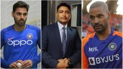 Ind Vs Sl Deep Dasgupta Says Shikhar Dhawan Or Bhuvneshwar Kumar Is The Best Captain For India