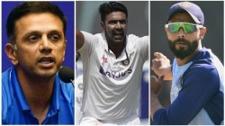 Ind Vs Eng Test Rahul Dravid Says Kohli Lead India Can Play Both Ashwin And Jadeja In England
