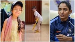 Kerala S Mehak Fathima Becomes New Sensation After Indian Harmanpreet Kaur Shared Her Batting