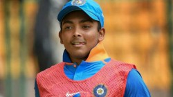 He Needs To Shed A Few More Kilos Bcci Advices Prithvi Shaw To Make A Comeback To Indian Team