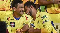 Maza Aayega Dekh Suresh Raina Reveals What Ms Dhoni Told To Him After Signed By Csk In Ipl