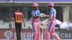 Ipl 2021 Rajasthan Royals Vs Sunrisers Hyderabad All Stats And Records From The Match