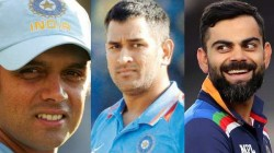 Rahul Dravid At The Top Check Most Successful Indian Cricket Team Captains At Coin Toss