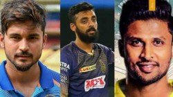 K Gowtham To Manish Pandey Three Players Who Did Nt Deserve A Place In Indian Team For Srilanka Tour