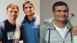 Whose Advice Will Shubman Gill Follow Rahul Dravid Or His Father Player Responds