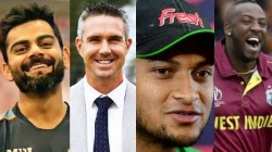 Virat Kohli To Kevin Pietersen Cricket Players Who Married Actress Or Models