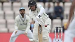Wtc Final Ross Taylor Creates History Becomes First Newzealand Batsman To Score 18000 Runs