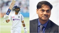 Wtc 2021 Final Msk Prasad Praise Ajinkya Rahane For His Contribution In Indian Team