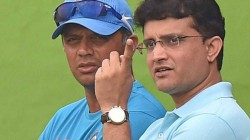Know How The Twin Debut Of Sourav Ganguly And Rahul Dravid Change India Head Mark