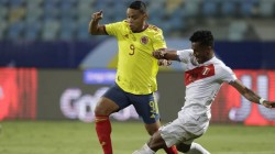 Copa America 2021 Peru Beat Colombia Keep Play Off Chances