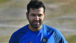 Wtc Final Rohit Sharma Creates History Becomes Only Player To Feature 2 Inaugural Icc Event Finalsn