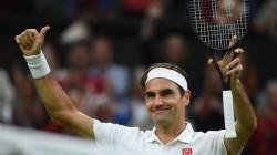 Wimbledon 2021 Roger Federer Creates History Becomes Oldest Player To Enter Quarter Final
