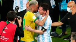 Copa America 2021 Lionel Messi And Neymar S Friendship Still Strong Even He Left Barcelona In