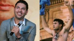 I Also Wanted To Remove T Shirt After India S Win Like Sourav Ganguly Reveals Yuvraj Singh