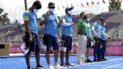 Olympics 2021 Indian Mens Team S Match In Archery